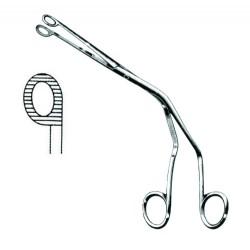 Catheter Instroducing Forceps, 25 cm/9 7/8