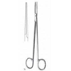Dissecting and Vascular Scissors,Toennis, 18 cm/7 1/8