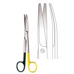 Ligature Scissors, 17 cm/6 3/4