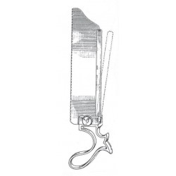 Amputating And Resection Saws, 23 cm/9