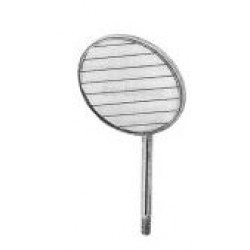 Handle , Mouth Mirrors Parallelometer Mouth Mirror